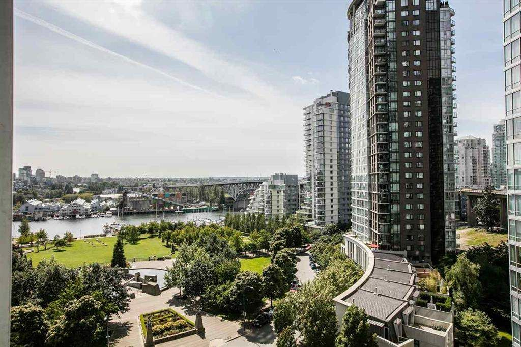 """Photo 14: Photos: 1105 1438 RICHARDS Street in Vancouver: Yaletown Condo for sale in """"AZURA 1"""" (Vancouver West)  : MLS®# R2109141"""