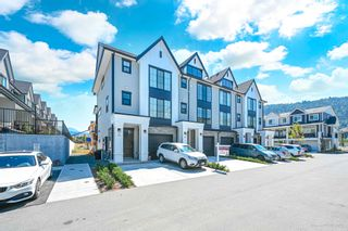 Photo 1: 22 5480 PEBBLE LANE in Chilliwack: Vedder S Watson-Promontory Townhouse for sale (Sardis)  : MLS®# R2607118