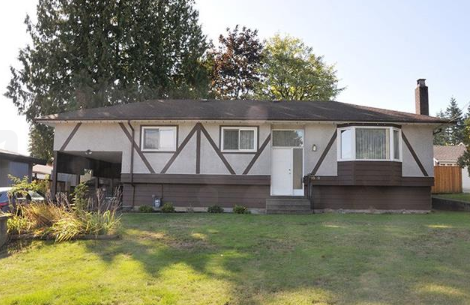 Main Photo: 1530 MILFORD Avenue in Coquitlam: Central Coquitlam House for sale : MLS®# R2409503