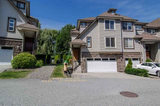 """Photo 2: 10 46778 HUDSON Road in Chilliwack: Promontory Townhouse for sale in """"Cobble Stone Terrace"""" (Sardis)  : MLS®# R2478453"""