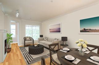 """Photo 5: 309 1503 W 65TH Avenue in Vancouver: S.W. Marine Condo for sale in """"The SOHO"""" (Vancouver West)  : MLS®# R2625872"""