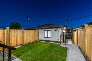 Photo 19: 3346 E 8TH Avenue in Vancouver: Renfrew Heights 1/2 Duplex for sale (Vancouver East)  : MLS®# R2532834