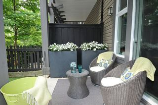 """Photo 34: 129 1480 SOUTHVIEW Street in Coquitlam: Burke Mountain Townhouse for sale in """"CedarCreek North"""" : MLS®# R2486370"""
