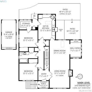 Photo 44: 1335 Franklin Terr in VICTORIA: Vi Fairfield East House for sale (Victoria)  : MLS®# 816382