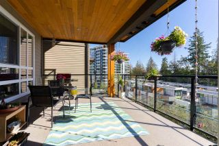 "Photo 22: 611 3462 ROSS Drive in Vancouver: University VW Condo for sale in ""PROGIDY"" (Vancouver West)  : MLS®# R2492619"