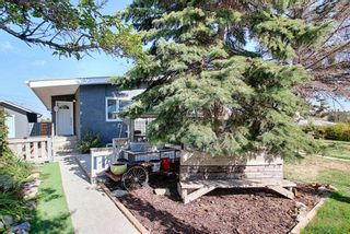 Photo 1: 412 33 Avenue NE in Calgary: Winston Heights/Mountview Semi Detached for sale : MLS®# A1068062