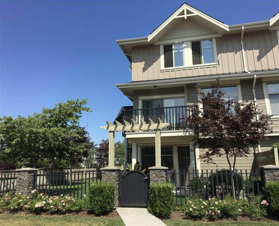 """Main Photo: 10 19525 73 Avenue in Surrey: Clayton Townhouse for sale in """"UPTOWN 2"""" (Cloverdale)  : MLS®# R2397389"""