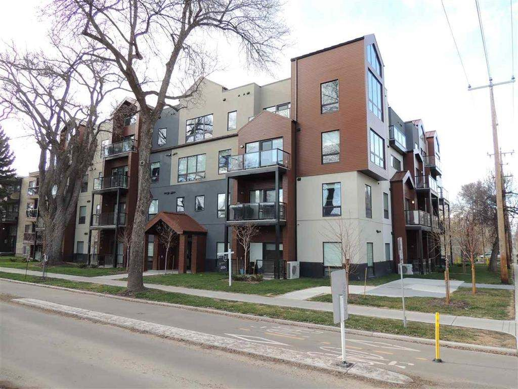 Main Photo: 103 10006 83 Avenue in Edmonton: Zone 15 Condo for sale : MLS®# E4226503