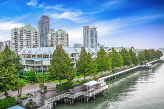 """Photo 4: 414 31 RELIANCE Court in New Westminster: Quay Condo for sale in """"Quaywest"""" : MLS®# R2625847"""