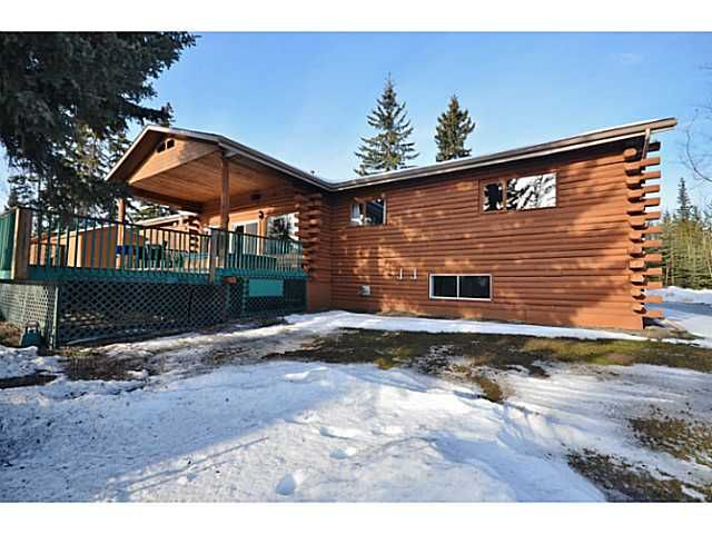 Main Photo: 12245 TEICHMAN Road in Prince George: Beaverley House for sale (PG Rural West (Zone 77))  : MLS®# N242032