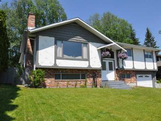 """Photo 1: 1339 JOHNSTON Avenue in Quesnel: Quesnel - Town House for sale in """"JOHNSTON SUBDIVISION"""" (Quesnel (Zone 28))  : MLS®# N210838"""