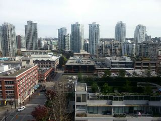 Photo 2: # 1503 488 HELMCKEN ST in Vancouver: Yaletown Condo for sale (Vancouver West)  : MLS®# V1114429