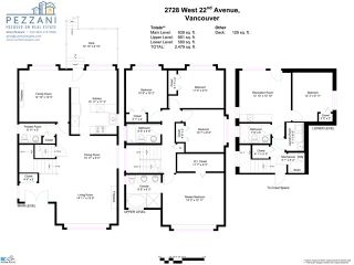 Photo 10: 2728 W 22ND Avenue in Vancouver: Arbutus House for sale (Vancouver West)  : MLS®# V928511