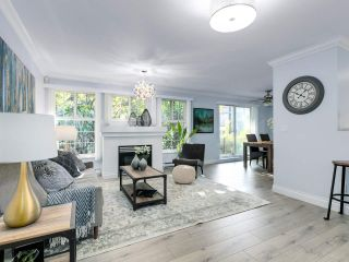 Photo 2: 80 1561 BOOTH AVENUE in Coquitlam: Maillardville Townhouse for sale : MLS®# R2495725