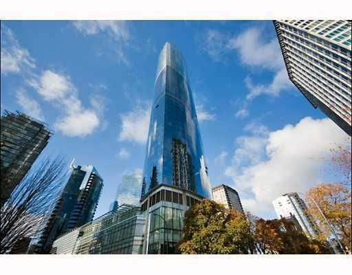 Main Photo: 3501-938 NELSON Street in Vancouver West: Downtown Condo for sale