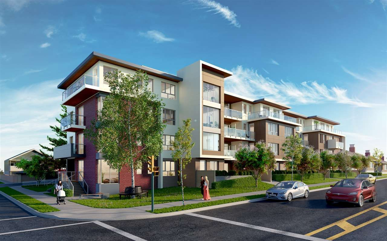 """Main Photo: 105 4933 CLARENDON Street in Vancouver: Collingwood VE Condo for sale in """"CLARENDON HEIGHTS"""" (Vancouver East)  : MLS®# R2528969"""