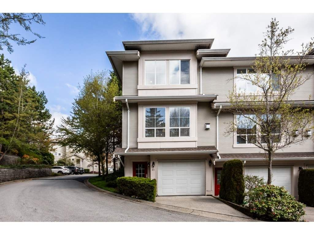 """Main Photo: 61 14952 58 Avenue in Surrey: Sullivan Station Townhouse for sale in """"Highbrae"""" : MLS®# R2358658"""