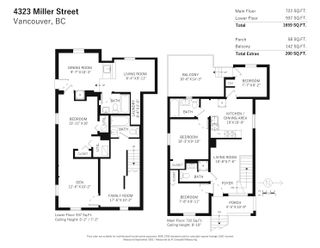 Photo 23: 4323 MILLER Street in Vancouver: Victoria VE House for sale (Vancouver East)  : MLS®# R2614148