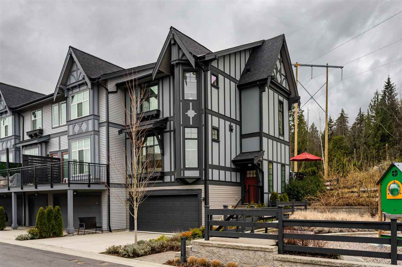 """Main Photo: 1 1221 ROCKLIN Street in Coquitlam: Burke Mountain Townhouse for sale in """"VICTORIA"""" : MLS®# R2559150"""