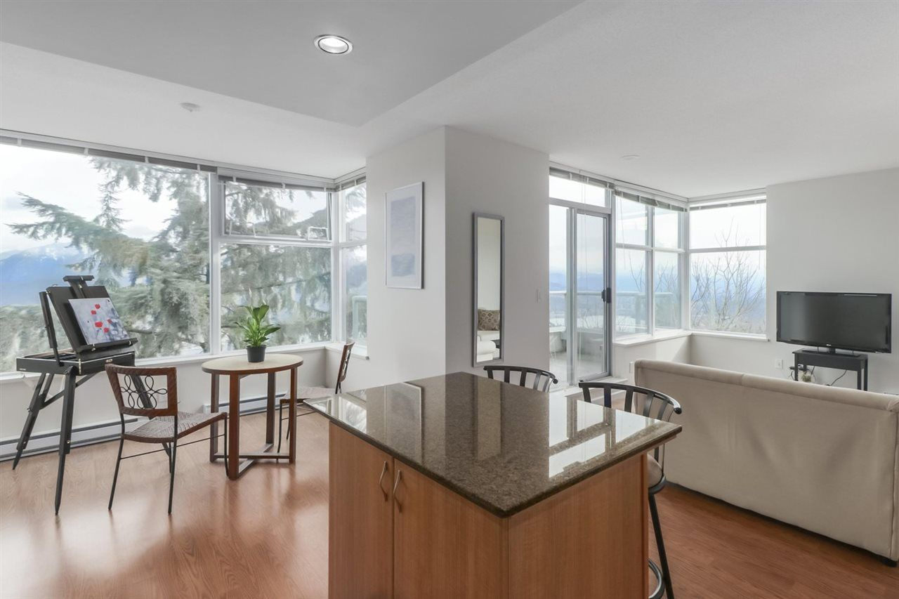 Main Photo: 705 9232 UNIVERSITY CRESCENT in Burnaby: Simon Fraser Univer. Condo for sale (Burnaby North)  : MLS®# R2449677