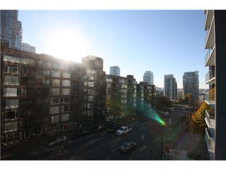 Photo 12: 606 1009 HARWOOD Street in Vancouver: West End VW Condo for sale (Vancouver West)  : MLS®# V1094050