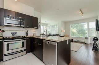 """Photo 3: 313 33538 MARSHALL Road in Abbotsford: Central Abbotsford Condo for sale in """"The Crossing"""" : MLS®# R2284639"""