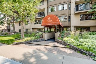 Photo 1: 3 821 3 Avenue SW in Calgary: Downtown Commercial Core Apartment for sale : MLS®# A1130579