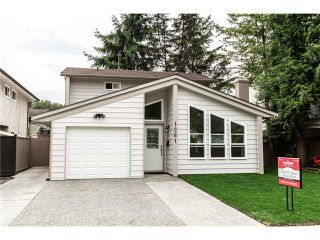 Photo 1: 1261 Oxbow Way in Coquitlam: River Springs House for sale : MLS®# V1080934