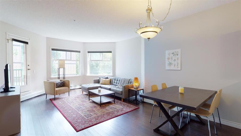 Photo 3: Photos: 116 200 Lincoln Way SW in Calgary: Lincoln Park Apartment for sale : MLS®# A1069778