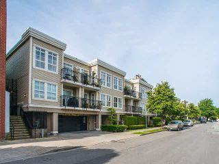 """Photo 20: 222 678 W 7TH Avenue in Vancouver: Fairview VW Condo for sale in """"LIBERTE"""" (Vancouver West)  : MLS®# V1126235"""