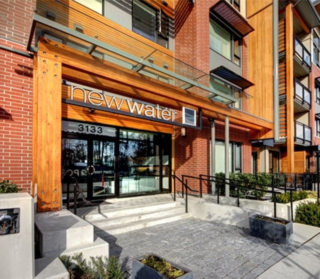 """Main Photo: 419 3133 RIVERWALK Avenue in Vancouver: South Marine Condo for sale in """"New Water"""" (Vancouver East)  : MLS®# R2541324"""