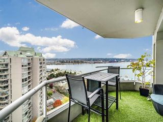"Photo 3: 1701 1135 QUAYSIDE Drive in New Westminster: Quay Condo for sale in ""ANCHOR POINT"" : MLS®# R2534651"
