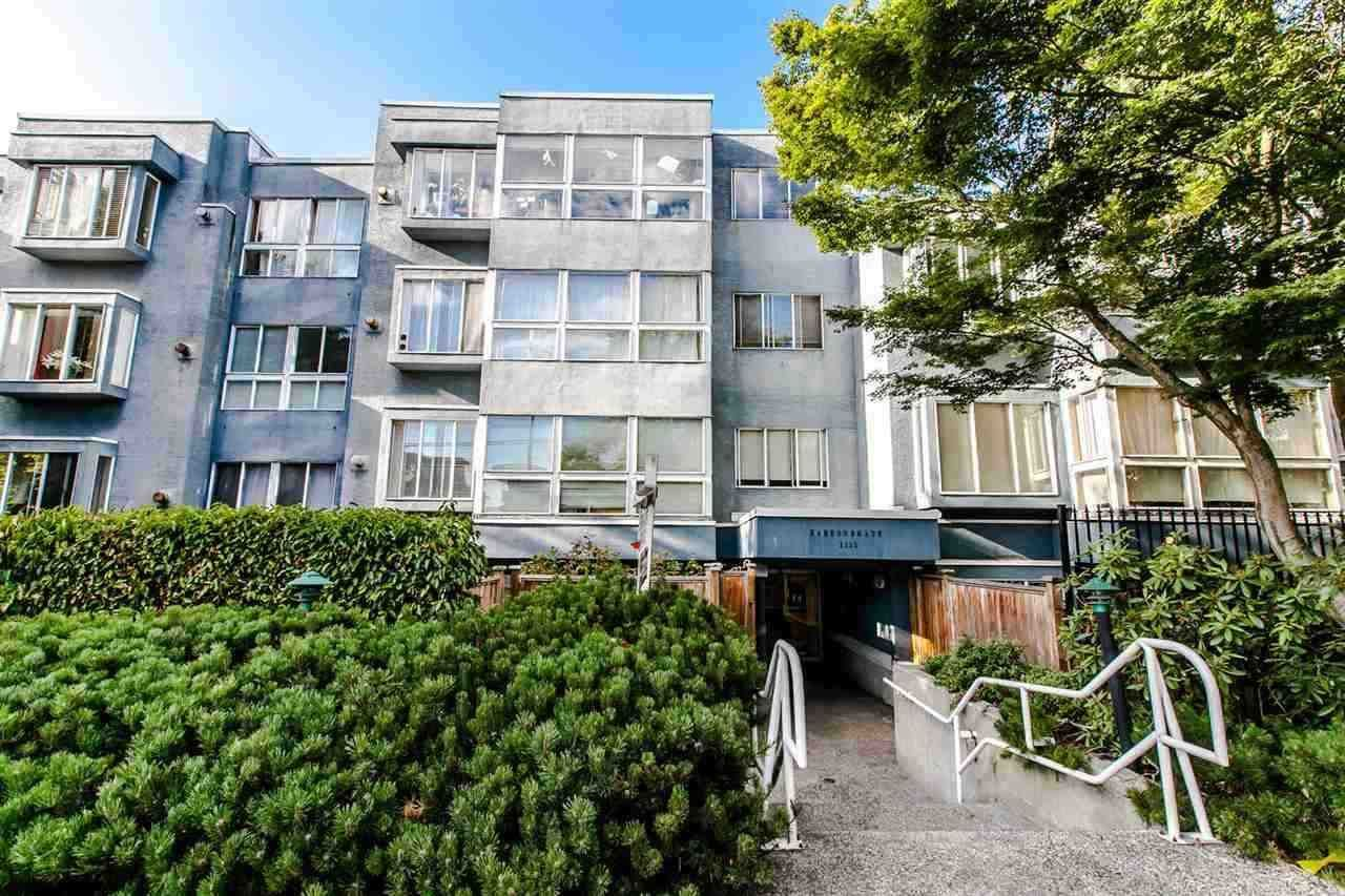 Main Photo: 208 2133 DUNDAS STREET in Vancouver: Hastings Condo for sale (Vancouver East)  : MLS®# R2227783