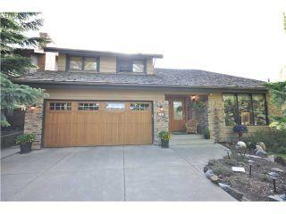 Main Photo: 100 OAKMOUNT Way SW in CALGARY: Oakridge Estates Residential Detached Single Family for sale (Calgary)  : MLS®# C3617916