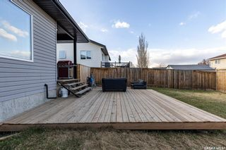 Photo 43: 1322 Hughes Drive in Saskatoon: Dundonald Residential for sale : MLS®# SK851719