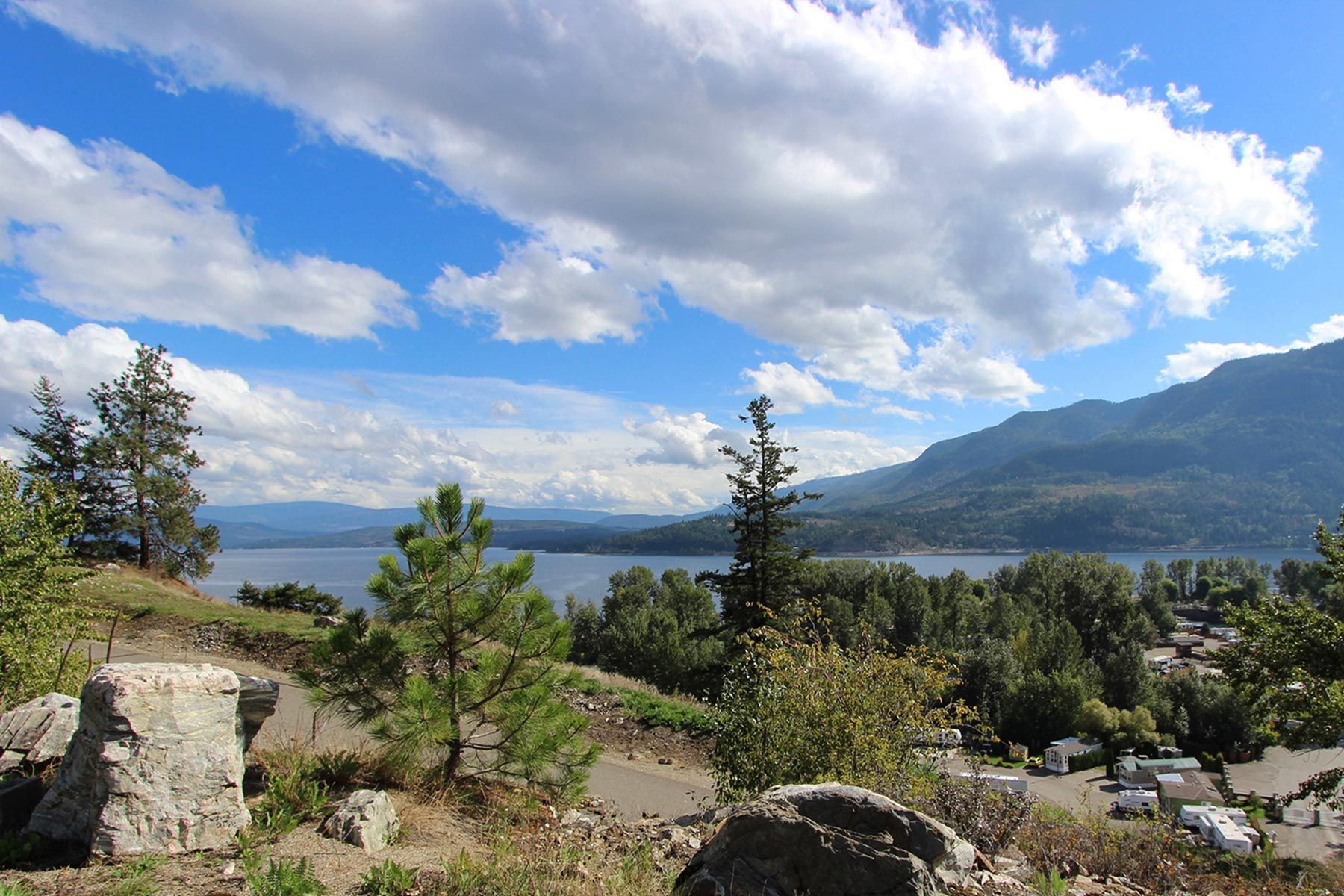 Main Photo: #183 2633 Squilax Anglemont Road: Lee Creek Vacant Land for sale (North Shuswap)  : MLS®# 10240390