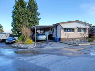 "Main Photo: 114 8234 134 Street in Surrey: Queen Mary Park Surrey Manufactured Home for sale in ""WESTWOOD GATE"" : MLS®# R2536332"
