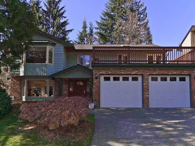 Main Photo: 4153 MADELEY Road in North Vancouver: Upper Delbrook Home for sale ()  : MLS®# V934846