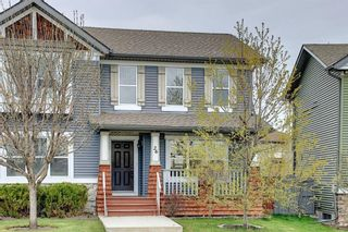 Main Photo: 26 Everwillow Circle SW in Calgary: Evergreen Semi Detached for sale : MLS®# A1105668