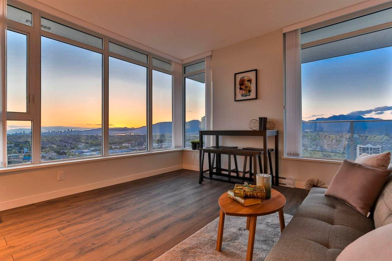 """Main Photo: 3906 2388 MADISON Avenue in Burnaby: Brentwood Park Condo for sale in """"FULTON HOUSE"""" (Burnaby North)  : MLS®# R2577198"""
