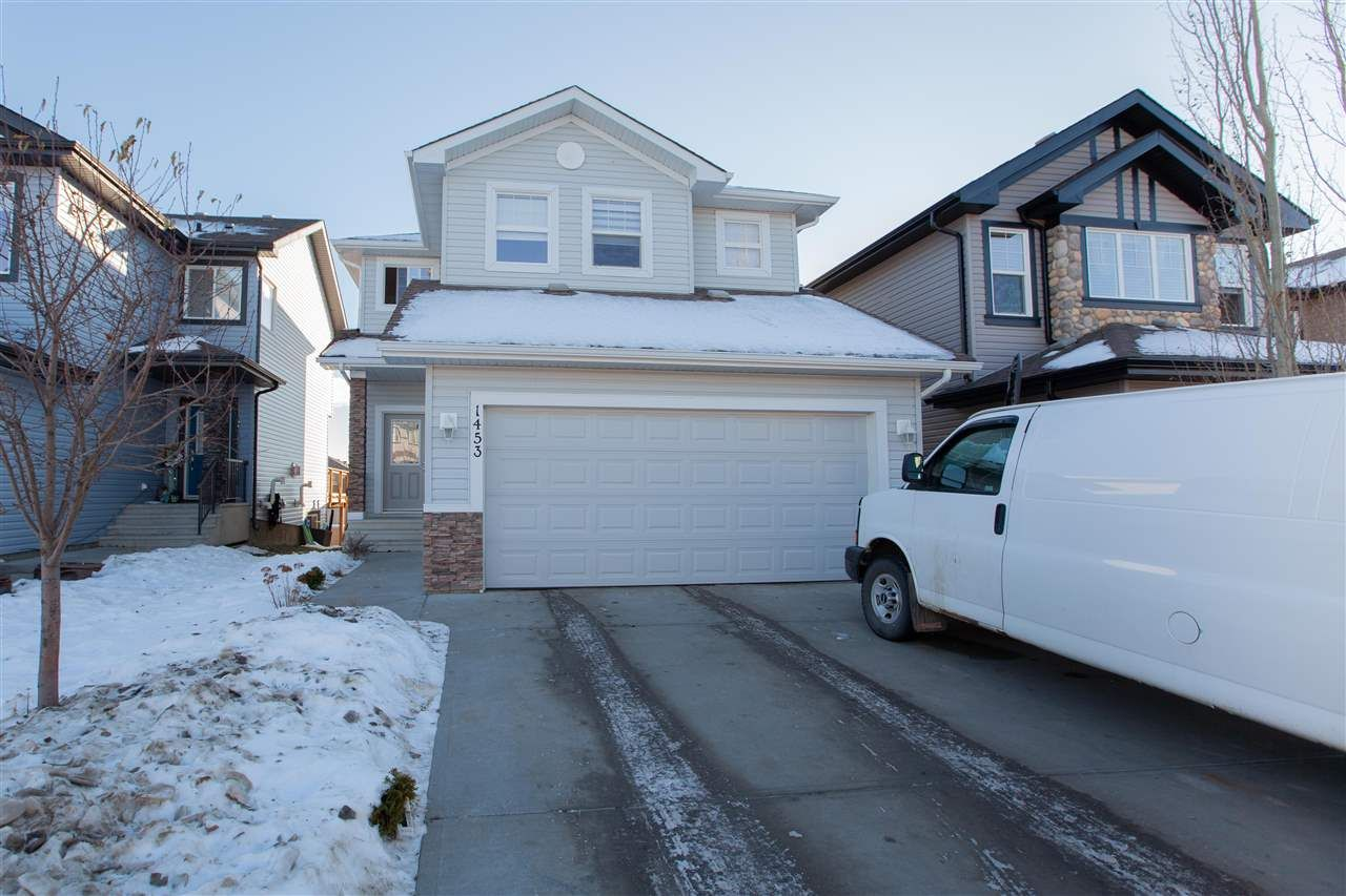 Main Photo: 1453 HAYS Way in Edmonton: Zone 58 House for sale : MLS®# E4222786