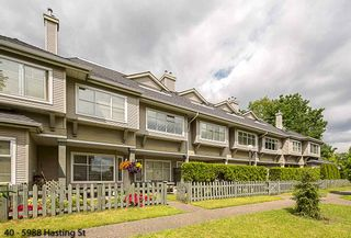 """Photo 13: 40 5988 HASTINGS Street in Burnaby: Capitol Hill BN Condo for sale in """"SATURNA"""" (Burnaby North)  : MLS®# R2314385"""