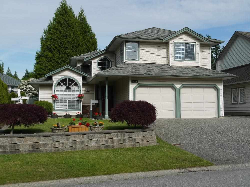 """Main Photo: 4140 GOODCHILD Street in Abbotsford: Abbotsford East House for sale in """"Hollyhock"""" : MLS®# R2587855"""
