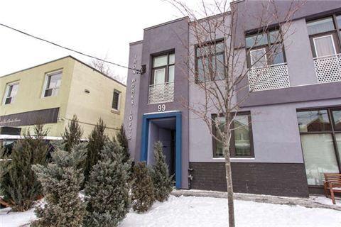 Main Photo: 7 99 Chandos Avenue in Toronto: Dovercourt-Wallace Emerson-Junction Condo for lease (Toronto W02)  : MLS®# W3167787