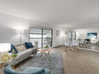 "Photo 2: 304 270 W 3RD Street in North Vancouver: Lower Lonsdale Condo for sale in ""Hampton Court"" : MLS®# R2220368"
