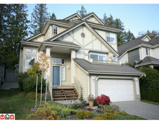 """Main Photo: 15473 ROSEMARY HEIGHTS Crescent in Surrey: Morgan Creek House for sale in """"ROSEMARY HEIGHTS"""" (South Surrey White Rock)  : MLS®# F1002606"""