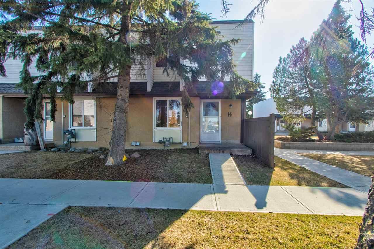 Main Photo: H1 1 GARDEN Grove in Edmonton: Zone 16 Townhouse for sale : MLS®# E4240600