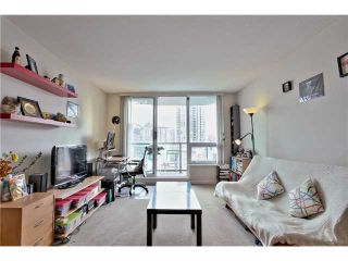 """Photo 1: 1001 1212 HOWE Street in Vancouver: Downtown VW Condo for sale in """"1212 HOWE"""" (Vancouver West)  : MLS®# V1055279"""