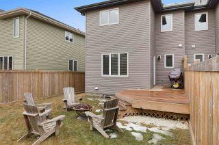 Photo 33: 40 ROYAL Street: St. Albert House Half Duplex for sale : MLS®# E4234909