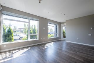 """Photo 4: 100 3289 RIVERWALK Avenue in Vancouver: South Marine Condo for sale in """"R & R"""" (Vancouver East)  : MLS®# R2470251"""
